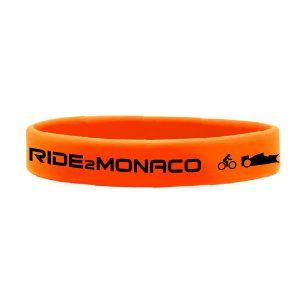 ride2monaco 2016 Silicone Wristband