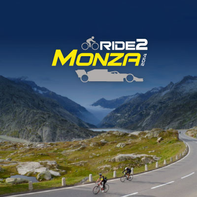 ride2monza - Cycling Silverstone to Monza 2014