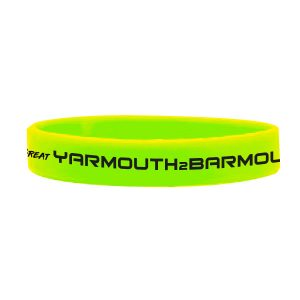 greatyarmouth2barmouth 2018 Silicone Wristband